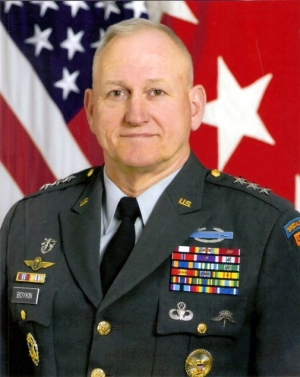 Lt. General (Ret.) William 'Jerry' Boykin.